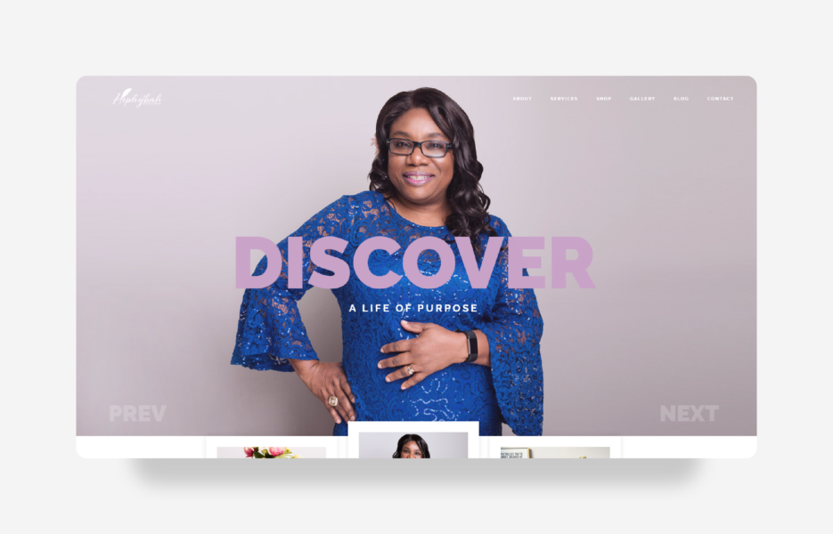 Discover - A Life of Purpose