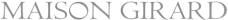 Logo Maison Girard