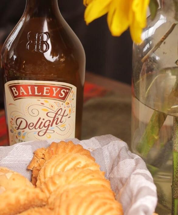 Wowzi influencer campaign with Baileys