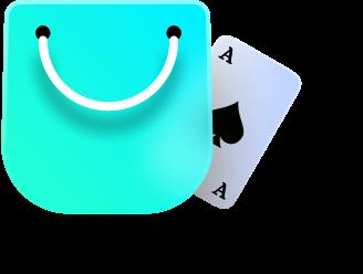 Bag & card
