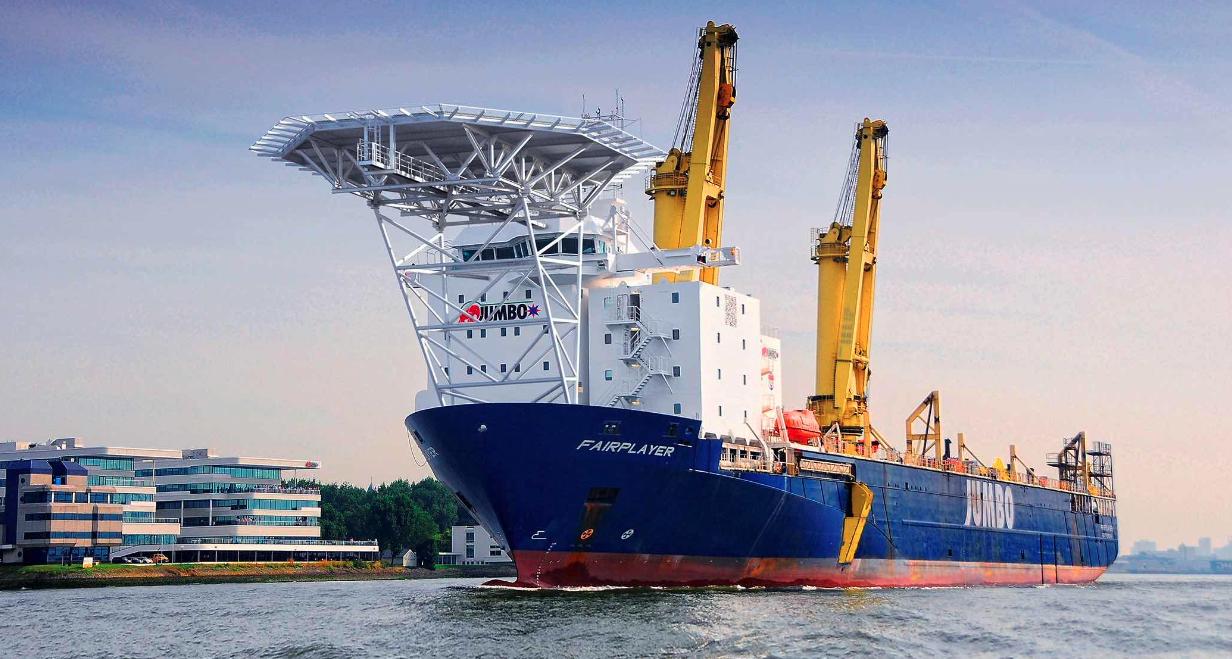 We4Sea ship performance monitoring