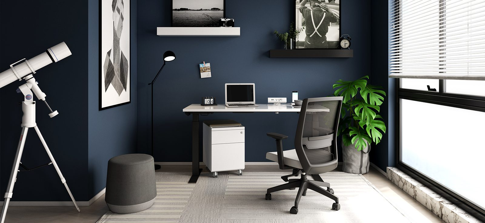 Home Office - Friant