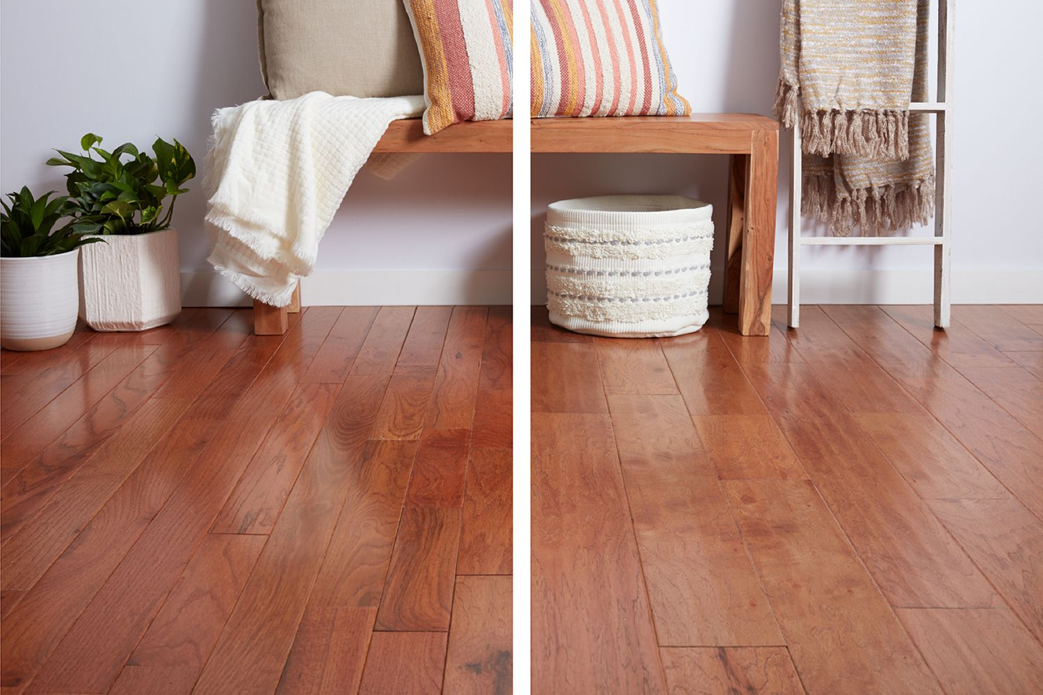 Solid Wood vs. Engineered Wood Flooring: What's the Difference?