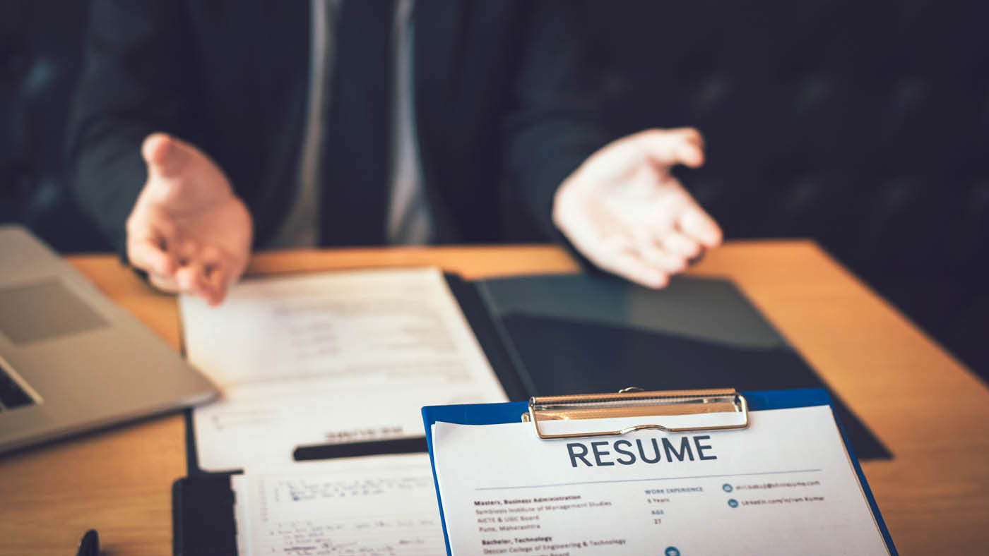 Helping you hire with confidence