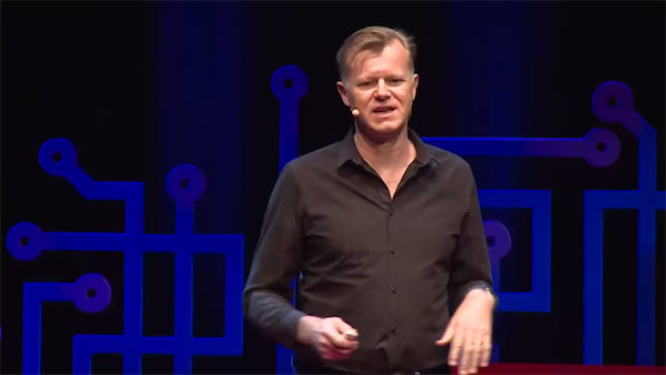 TEDx: How to be human in the age of social media
