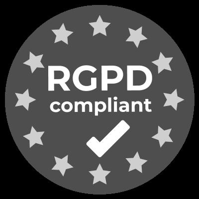 Icone certification RGPD
