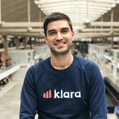 Romain Fondateur de Klara