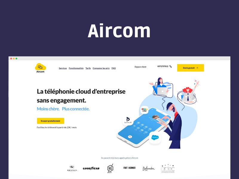 Evodev - Aircom