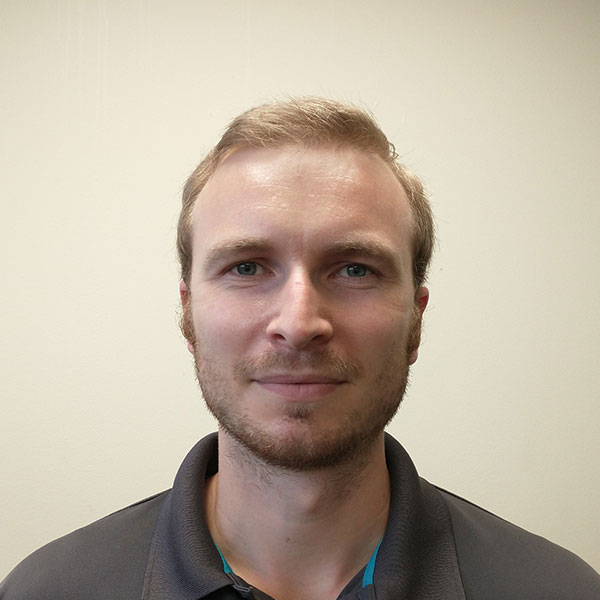 Photo of Keith, Sr. Software Engineer
