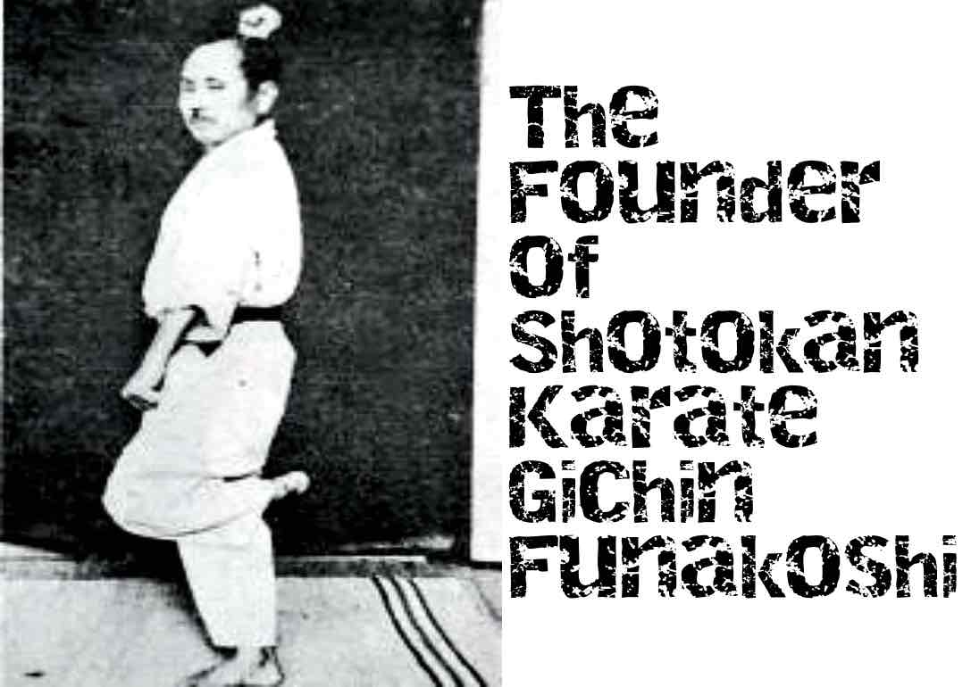 Around age 11, Funakoshi became a student of Anko Asato, learning Chinese based martial arts called Shuri Te. He was notably skilled even at a young age.Prior he studied Naha Te style for 3 months under lord Mizuumijo Daitadashi but the style wasn't suited for his short stature.Funakoshi learned Kusanku from Asato which became his specialty kata.