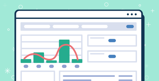 A fullcast.io sales planning UI design illustrating kpi dashboards