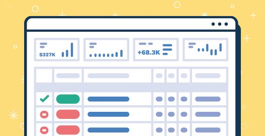 A fullcast.io sales planning UI design illustrating the design module