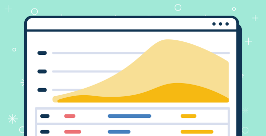 A fullcast.io sales planning UI design illustrating a kpi dashboard