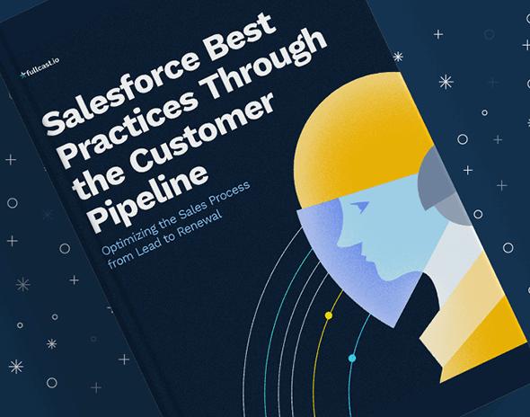 Salesforce best practices ebook image