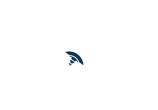 the fullcast.io icon surrounded by stars and planets