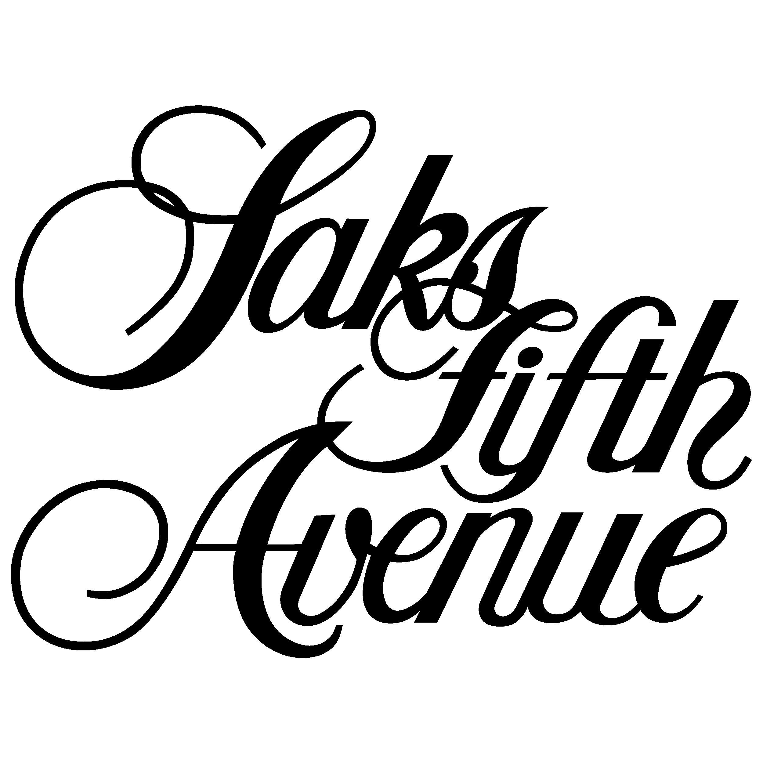 sacks fifth avenue logo