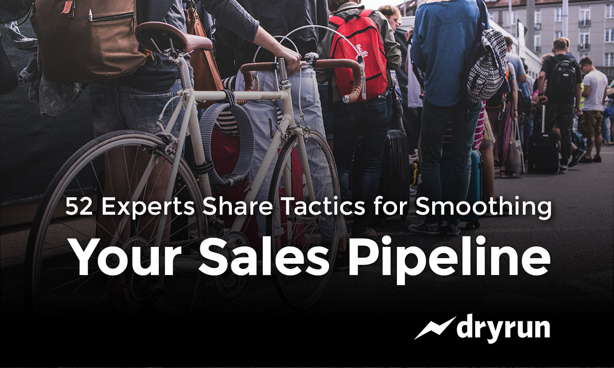 Business Round Table: 52 Experts Share Top Tips for a Smoother Sales Pipeline