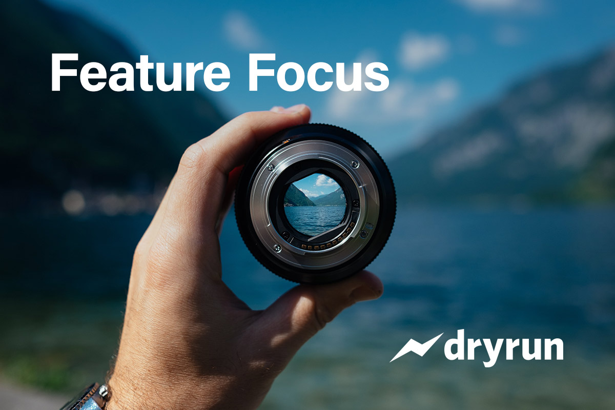 How to predict, manage and model your credit card bills AND transactions with Dryrun.