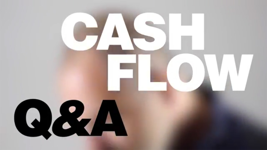 Whatever system you use to update your cash flow should be easily accessible and able to be used frequently. This gives the most up to date picture.
