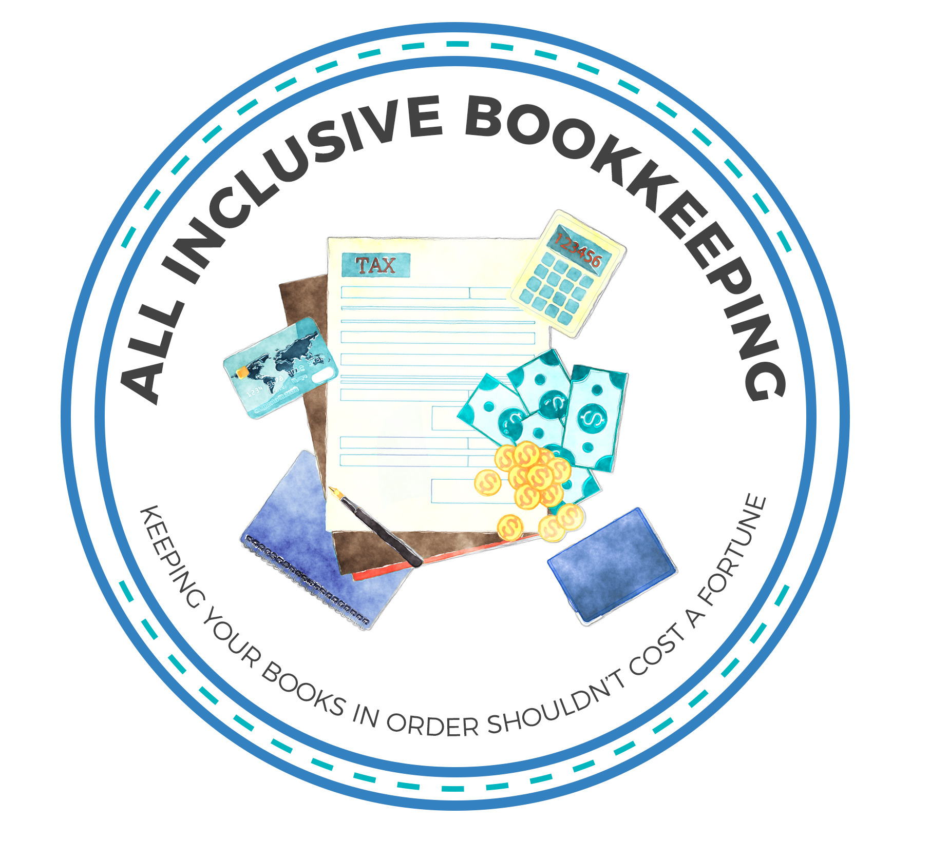 ALl-Inclusive Bookkeeping