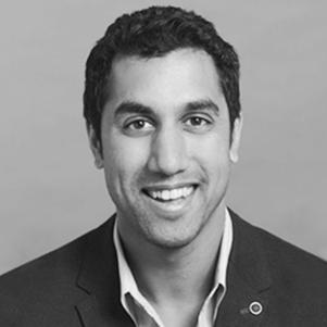 Headshot of Niall Santamaria - Laidlaw Scholars Ventures' Chief Investment Officer