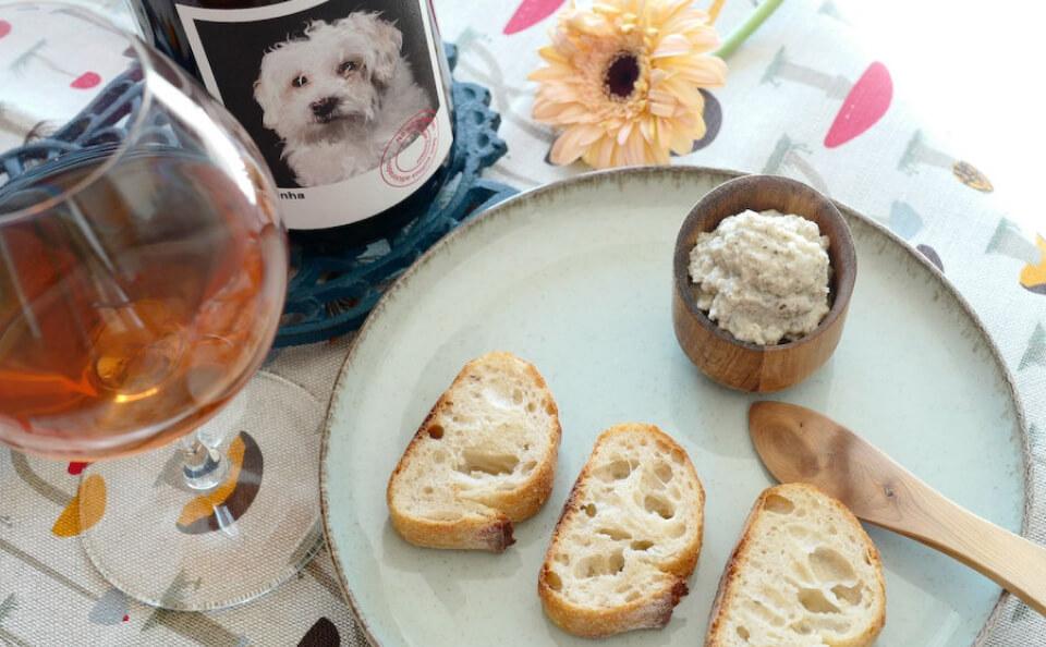 WINE WHAT「しめじマン進之介の簡単ワインのあて Vol.4 - しめじバター(2021.04、P93)」