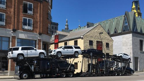 Hansen's in Quebec