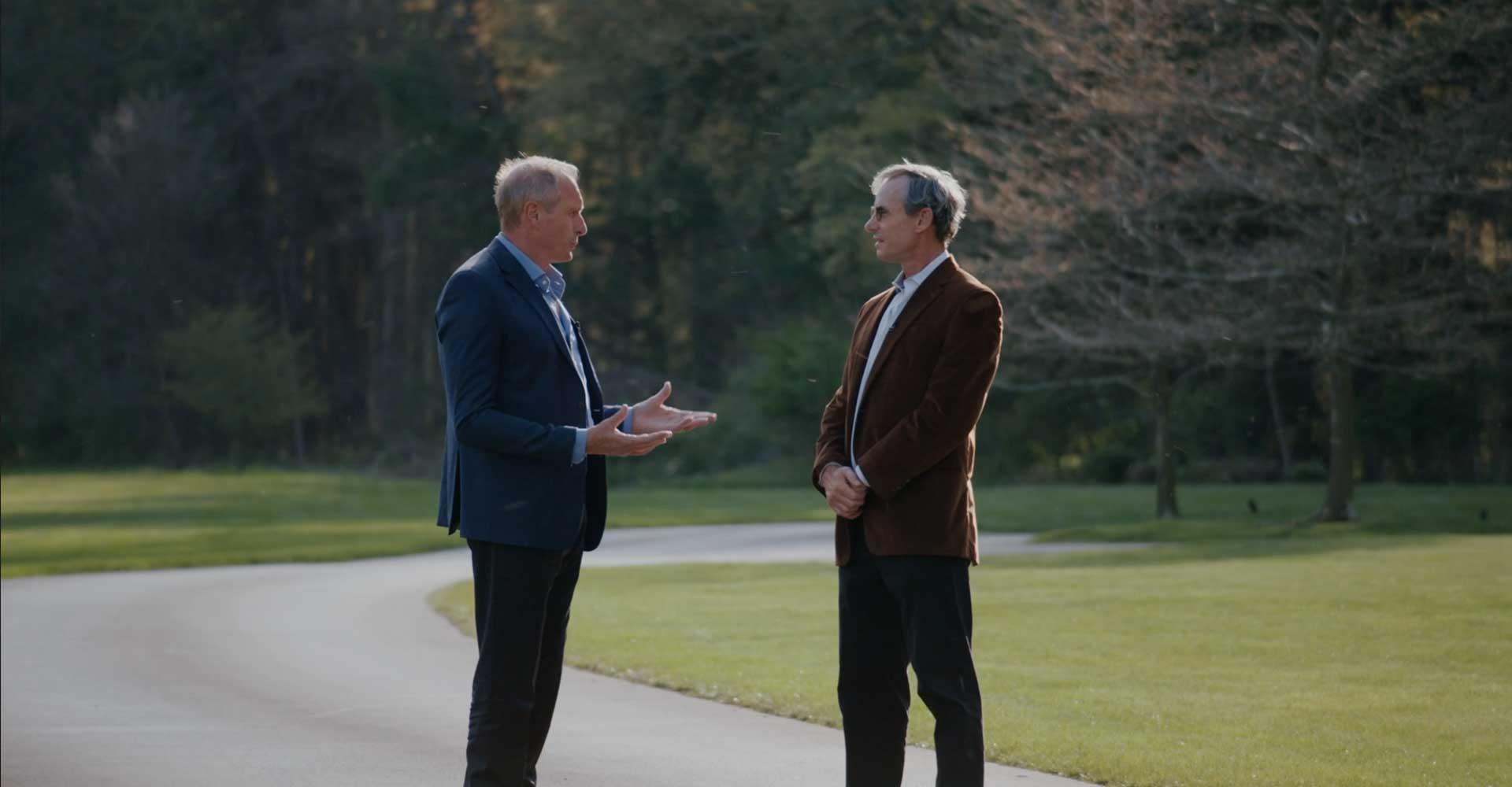 Former former Deputy Assistant Secretary of Defense Chris Mellon reveals startling information to Ross Coulthart.