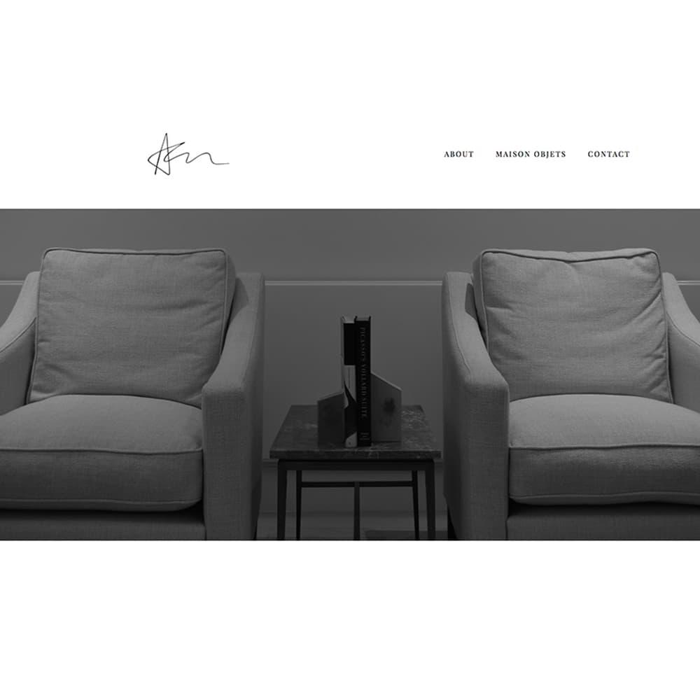 Alexander Carey Morgan's website