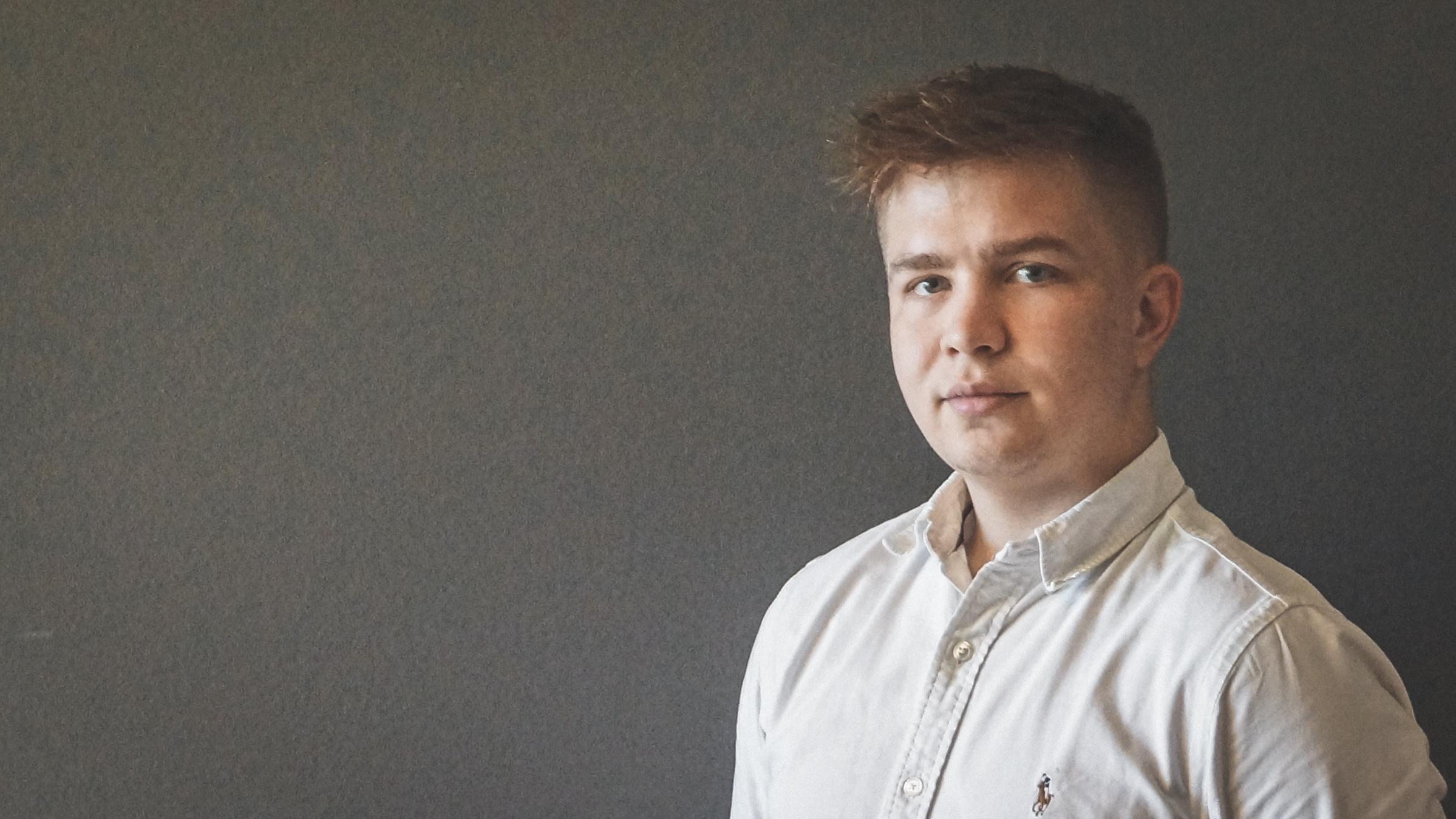 Profil billede af grafisk designer Jacob Hass Thomsen