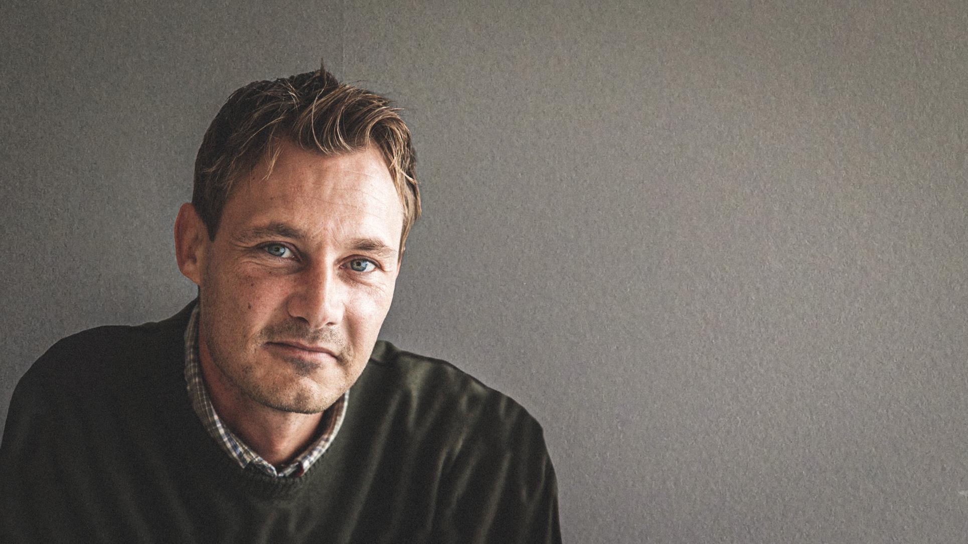 Profil billede af arkitekt Mogens Starcke