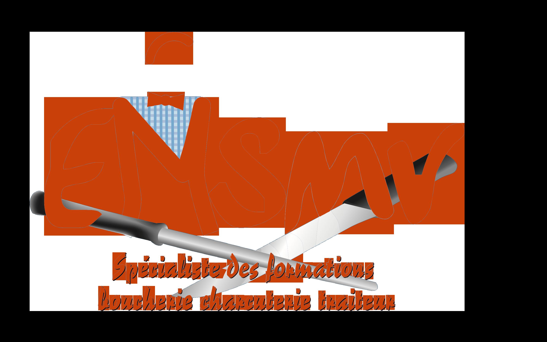 Logo ENSMV, l'école nationale supérieure des métier de la viande