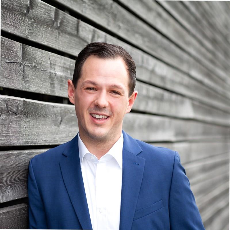 Mario Koch, Leiter operativer Einkauf - KNOLL Maschinenbau