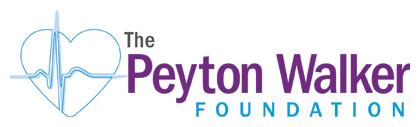 the peyton walker foundation logo