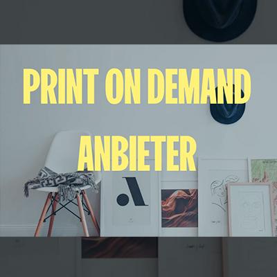 Artikel über für etablierte Print-on-Demand-Anbieter von Oberlo