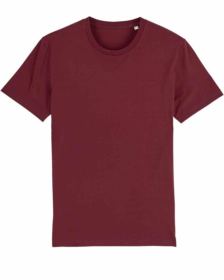"""Schwarzes T-Shirt mit Aufdruck """"Dein Design"""""""