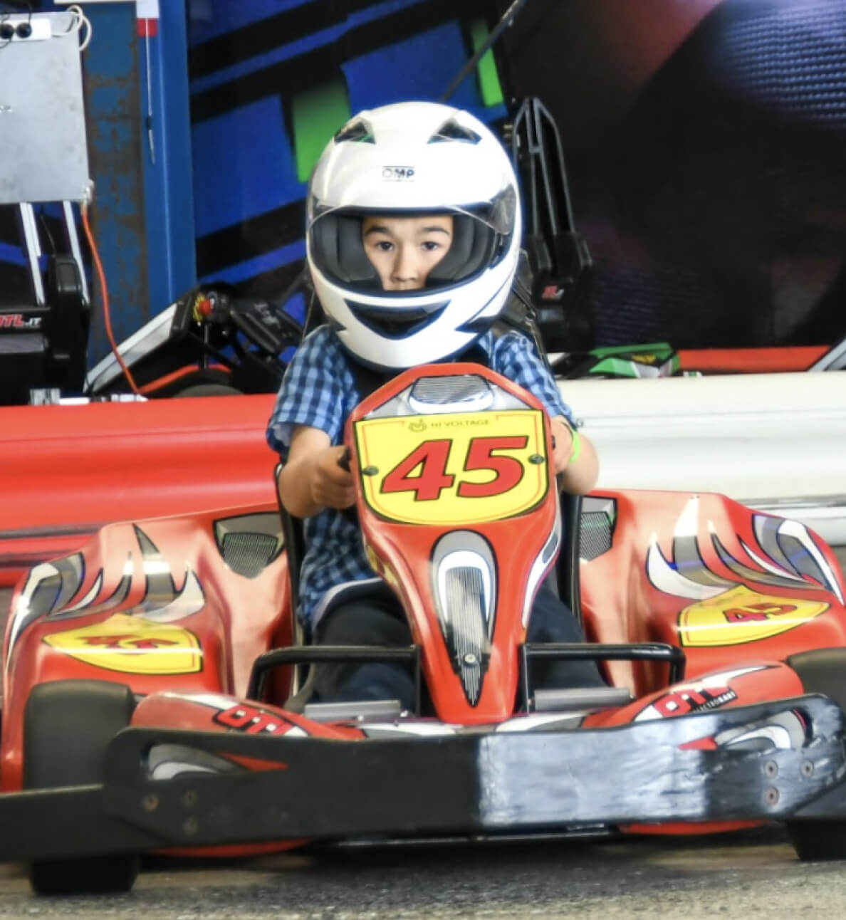Junior racing