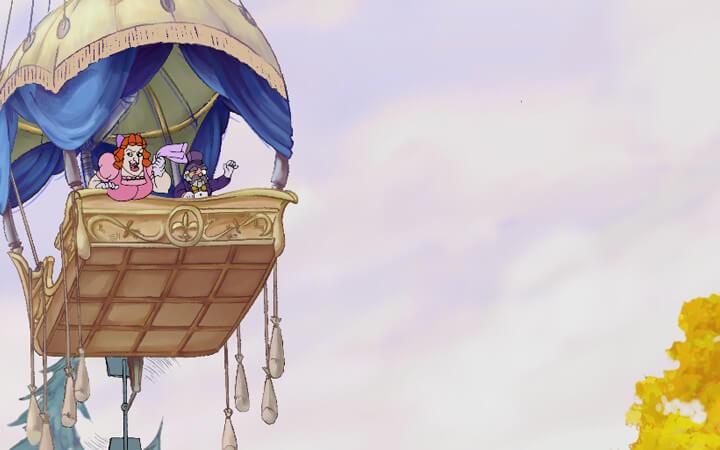 Baffon's Balloon