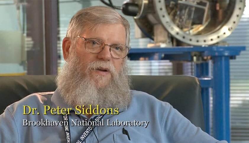 Dr. Peter Siddons
