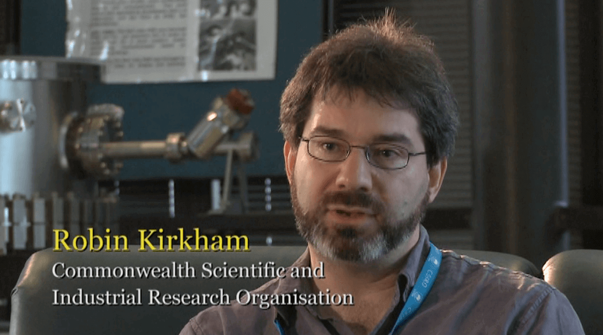 Robin Kirkham