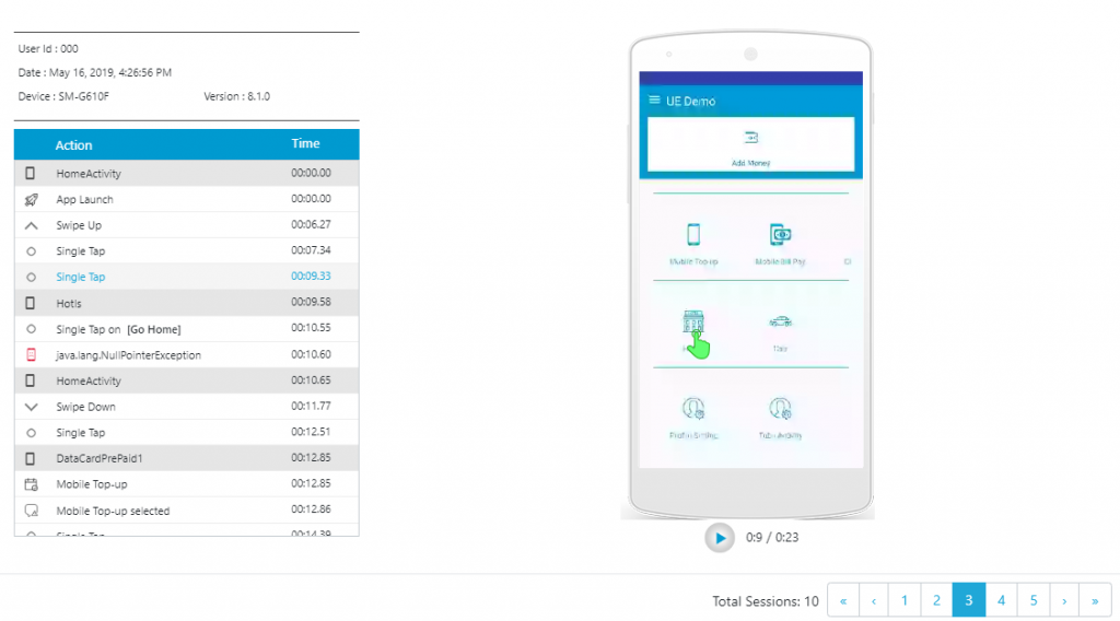 Session Replay: Mobile App Analytics Best Practices
