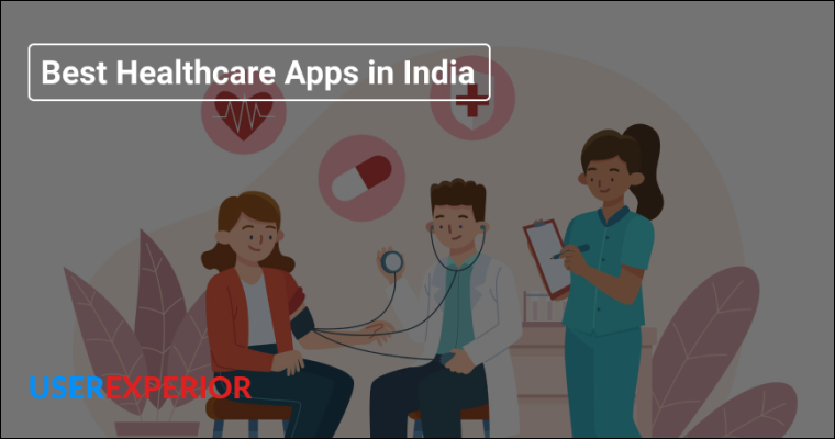 Best Heath care apps in India