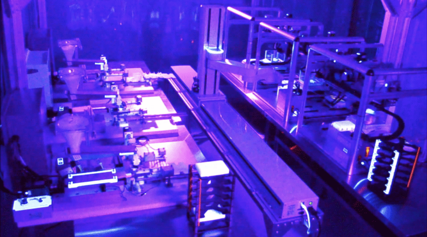 Lights-Out Pharma Factory: Why The Future Of Pharma Production Is Robotic