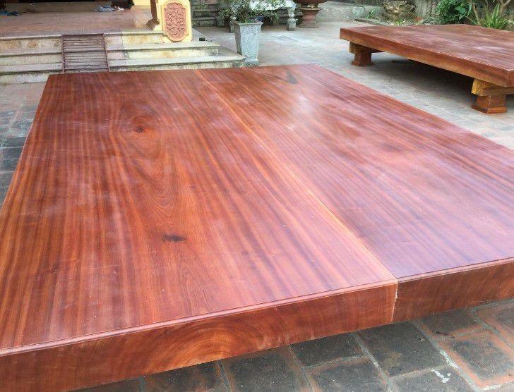 Đặc trưng của gỗ hương
