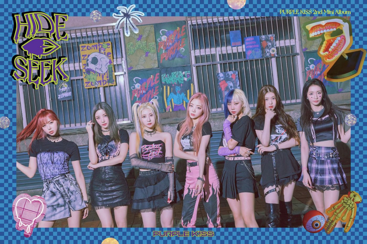 PURPLE KISS' 'Hide & Seek': the Rookie Girl Group Sound More Confident Than Ever