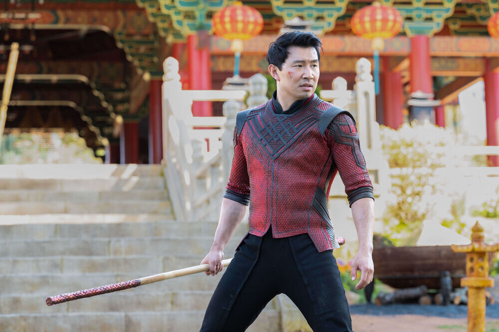 Simu Liu in Shang-Chi and the Legend of the Ten Rings. Photo: Marvel
