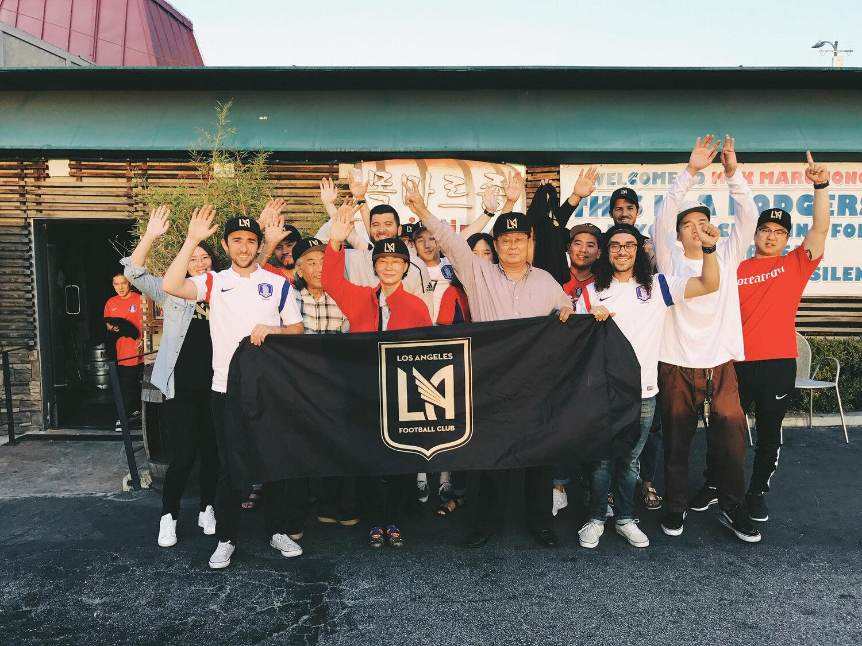 Photo credit: LAFC & the LAFC Tigers