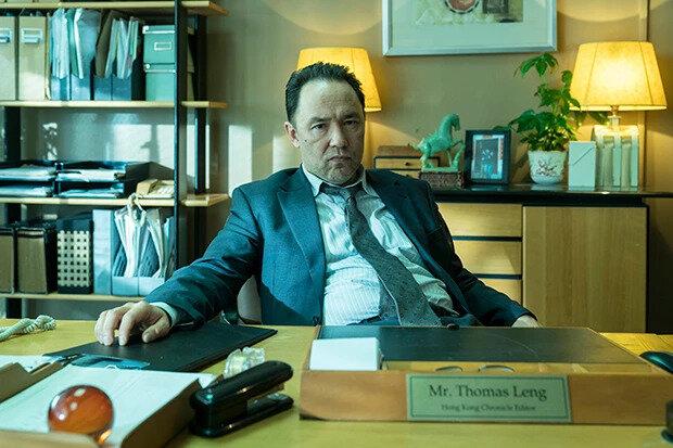 Daniel York Loh in Strangers. Photo via RadioTimes.com