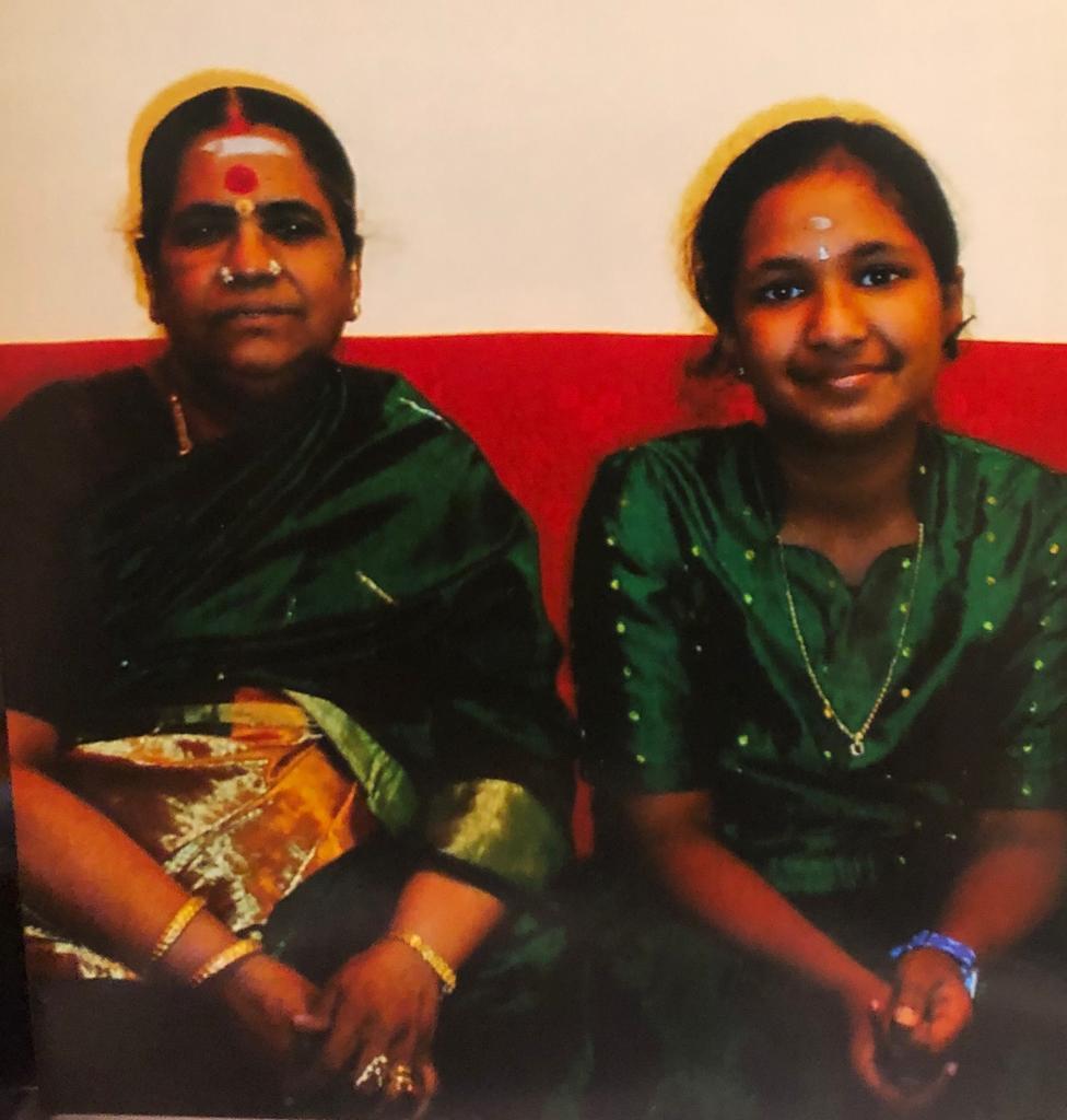 My Story: Narmadha Kothandapani & Finding My Voice in Carnatic Music
