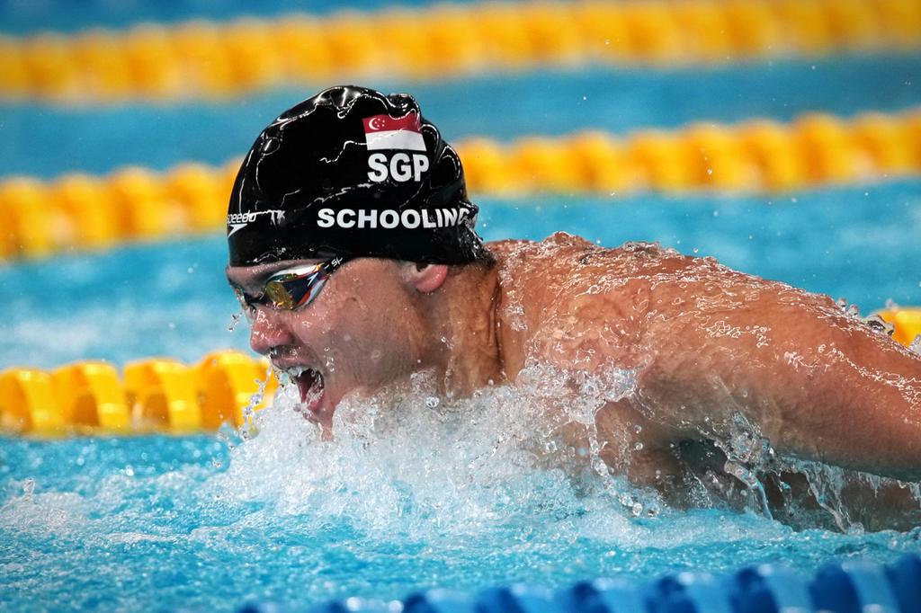 Olympics Spotlight: Joseph Schooling